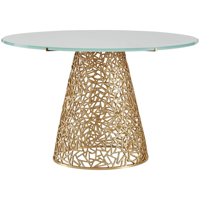 Baker Furniture Filigree Table BAA3236