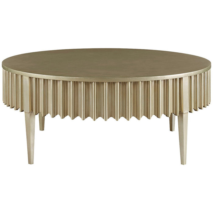 Baker Furniture Reese Cocktail Table BAA3253