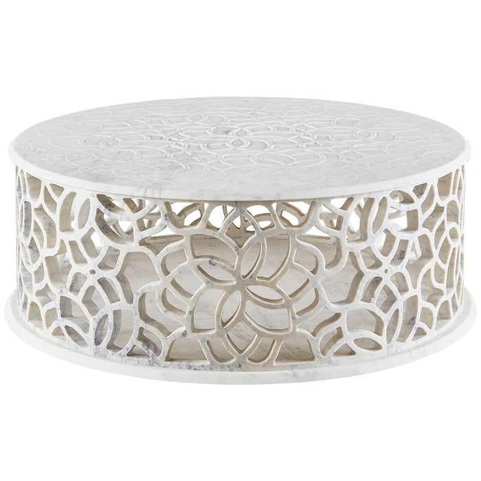 Baker Furniture Pierced Bangle Table BAA3255