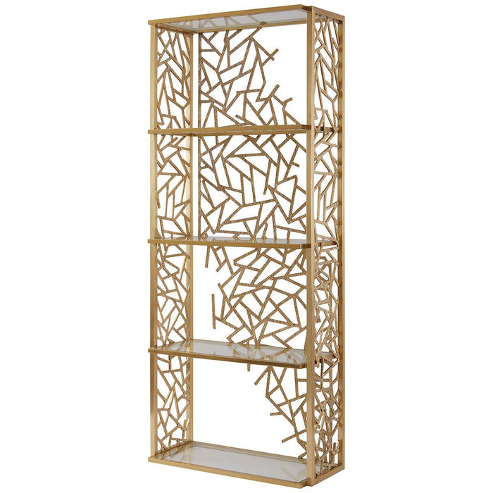 Baker Furniture Infinite Etagere BAA3295