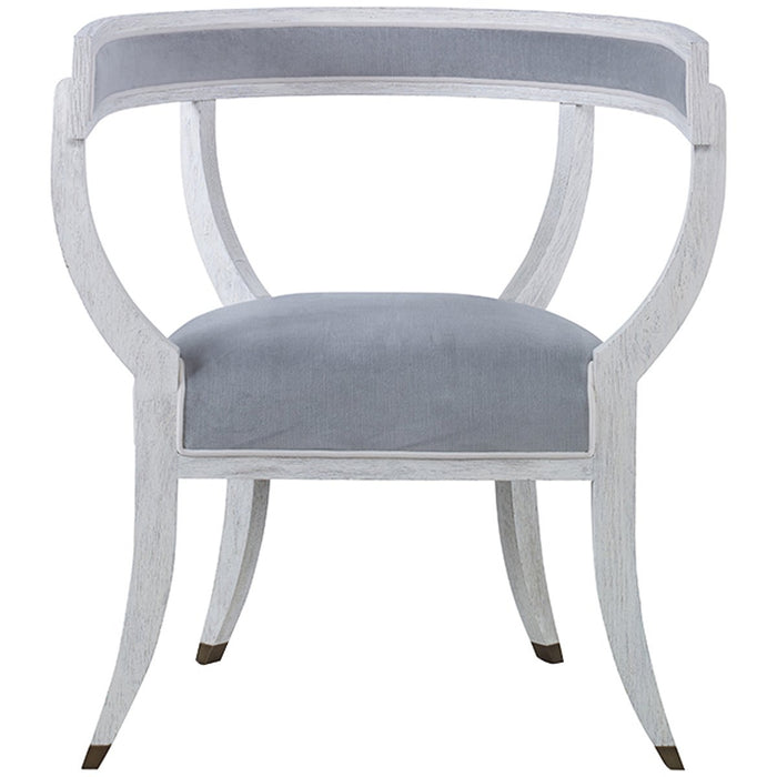 Mr. Brown London Bacchanalia Chair in Linen