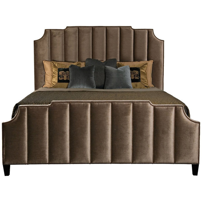 Bernhardt Interiors Bayonne Upholstered Bed