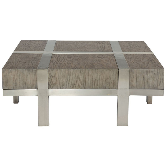 Bernhardt Interiors Leigh Cocktail Table