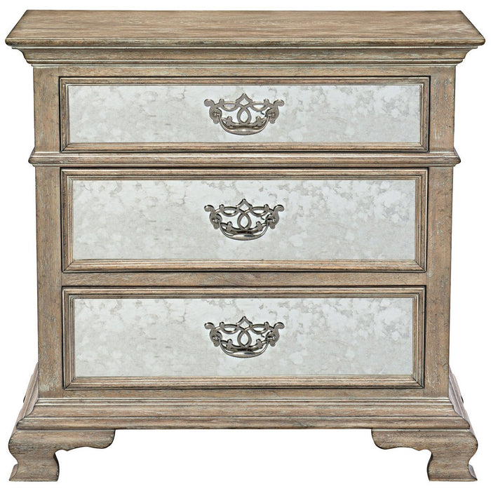 Bernhardt Campania Weathered Sand Bachelor's Chest