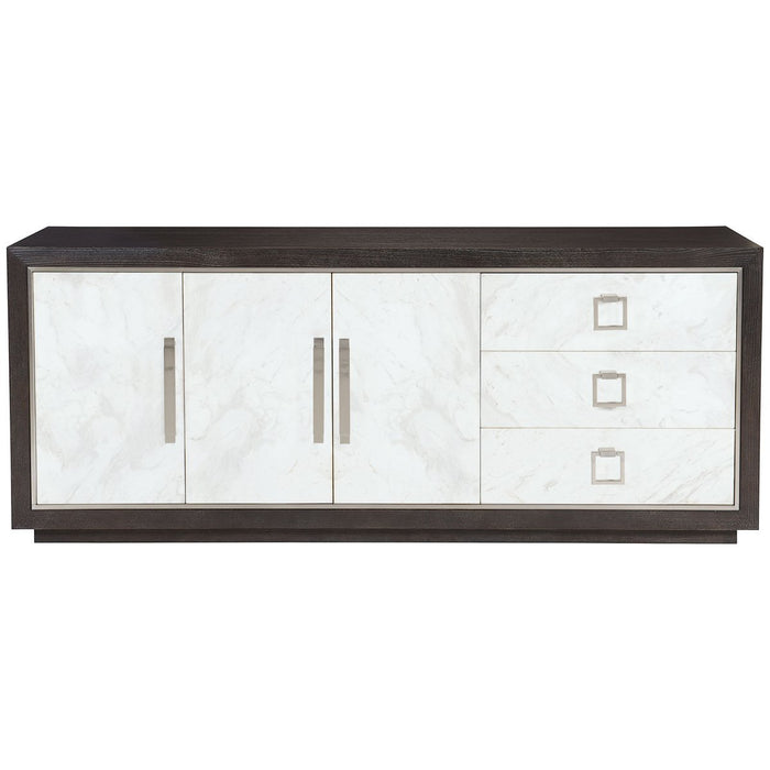 Bernhardt Decorage Cerused Mink Buffet