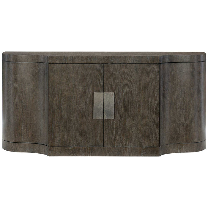Bernhardt Linea Buffet - Cerused Charcoal