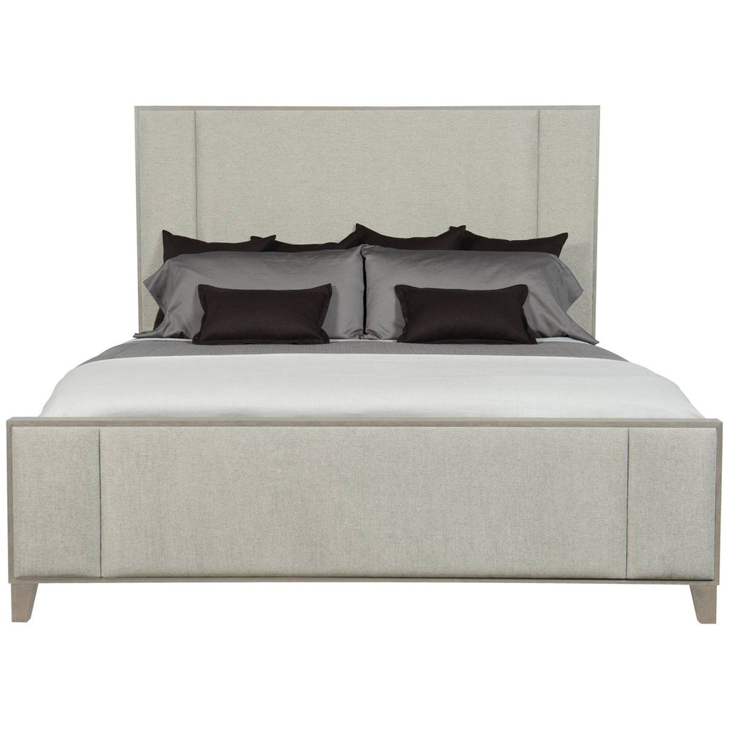 Bernhardt Linea Upholstered Panel Bed