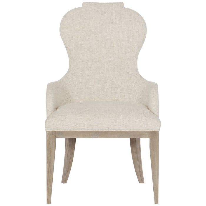 Bernhardt Santa Barbara Upholstered Arm Chair Set of 2