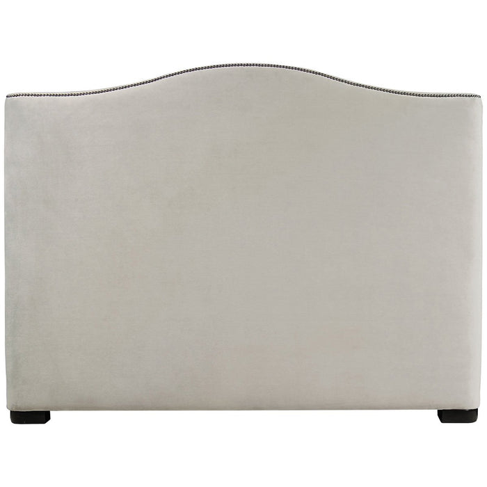 Bernhardt Interiors Graham Camelback Twin Headboard