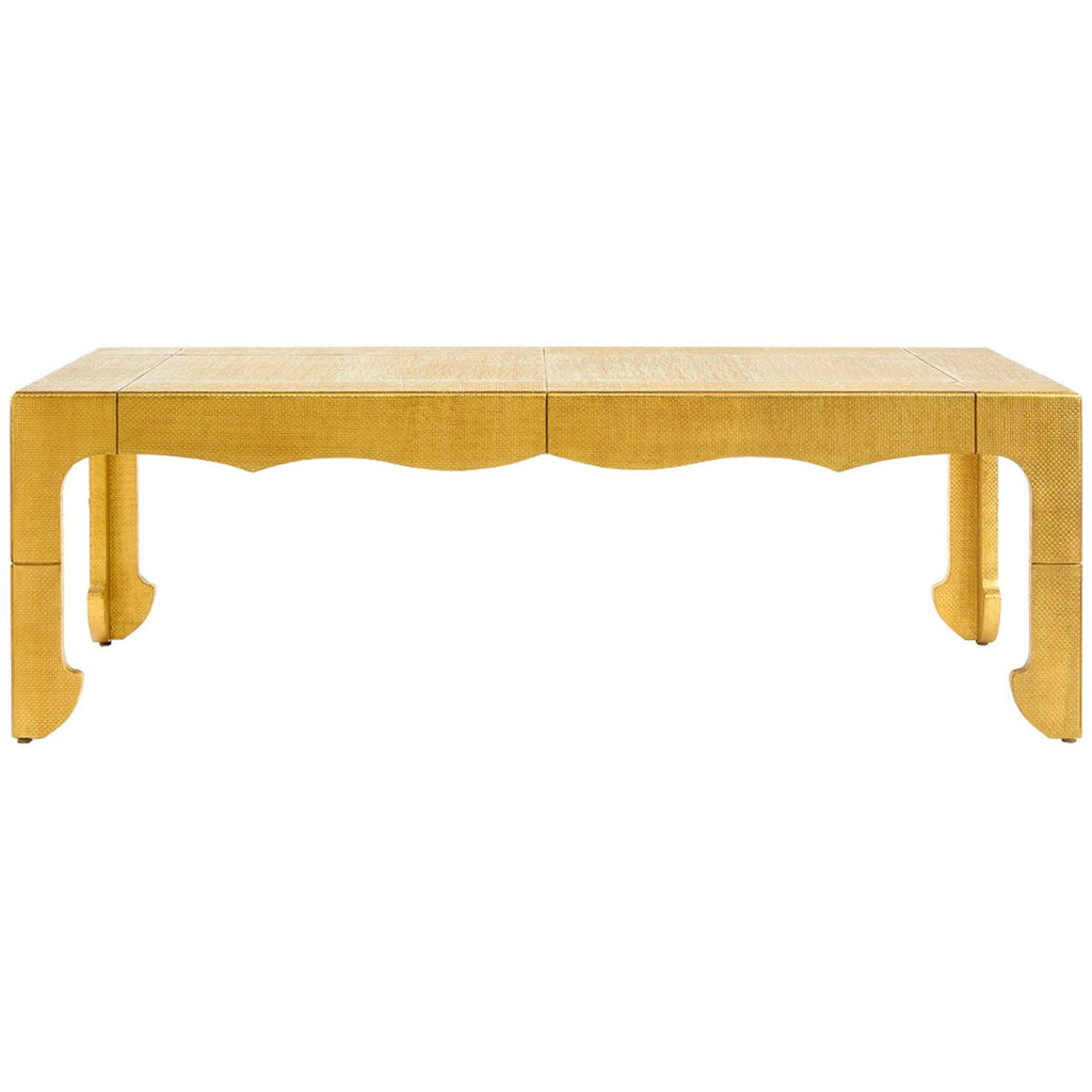 Bungalow 5 Jaques Coffee Table - Antique Brass