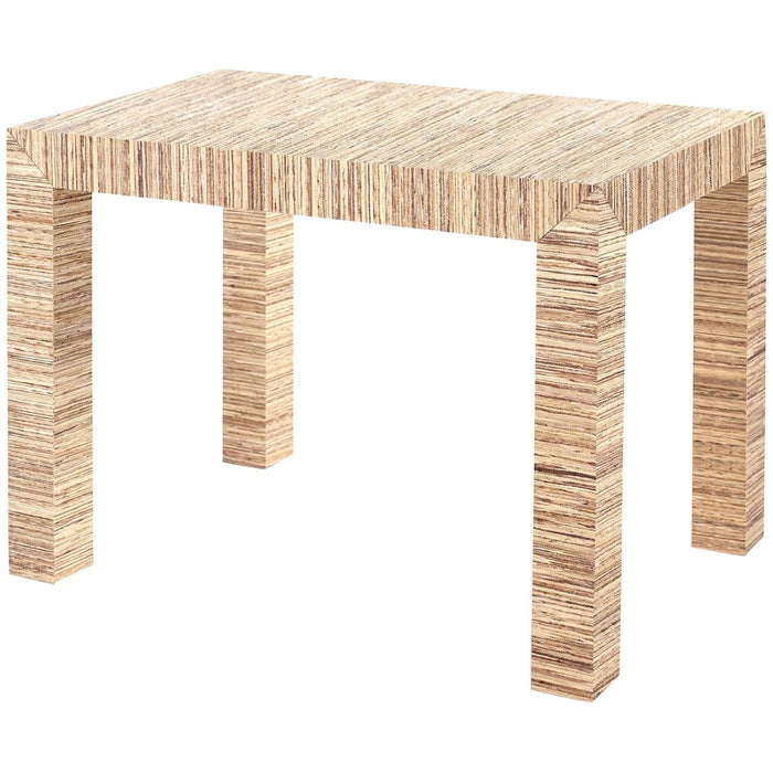Bungalow 5 Parsons Side Table - Natural