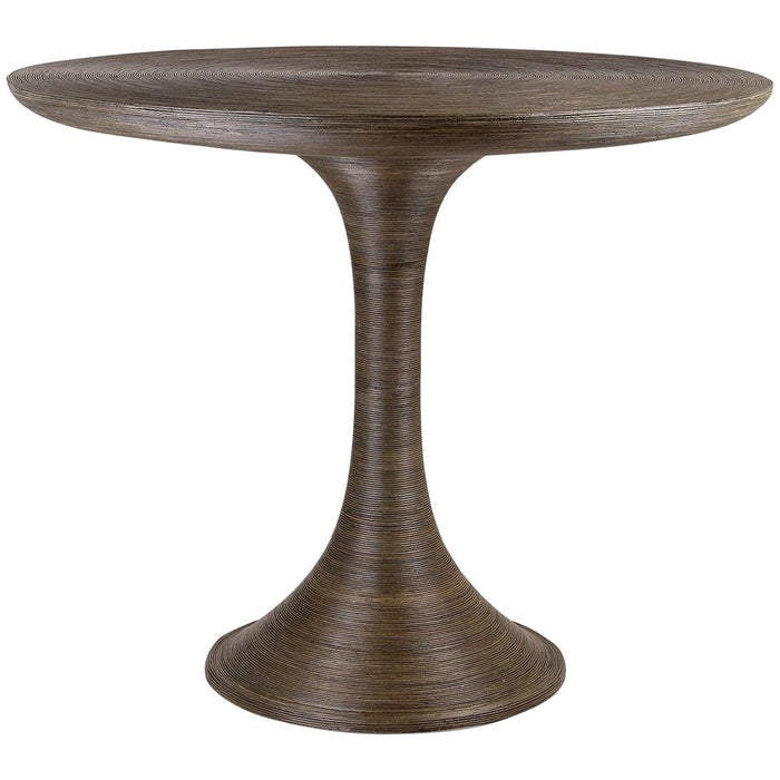 Bungalow 5 Rope Center Dining Table - Gray