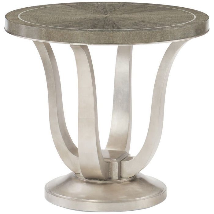 Caracole Avondale Round End Table