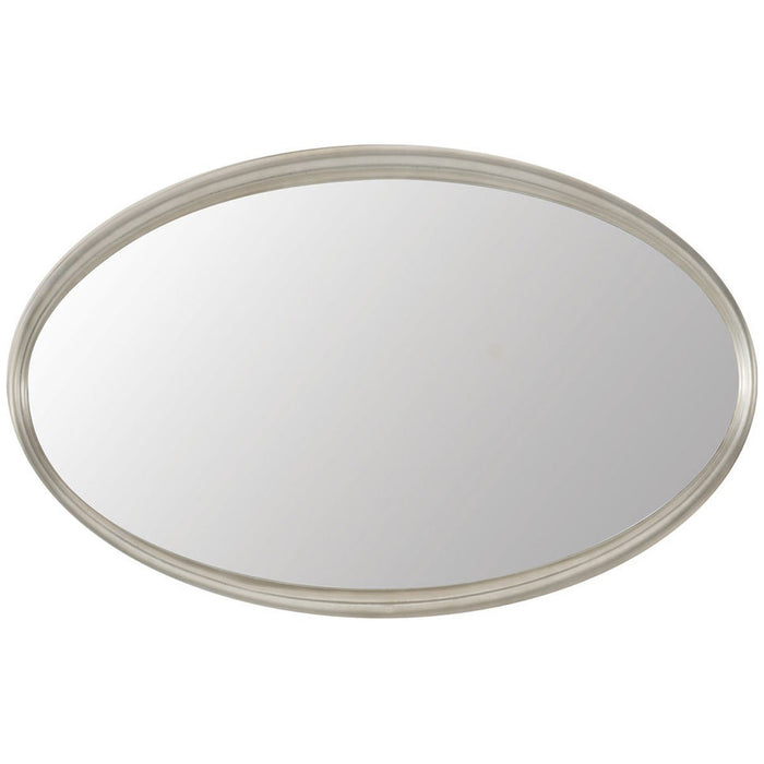Caracole Avondale Soft Silver Leaf Mirror