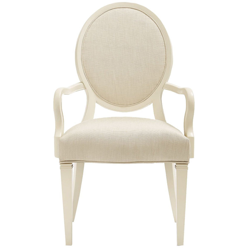 Caracole Classic Taste Full Arm Chair Set of 2