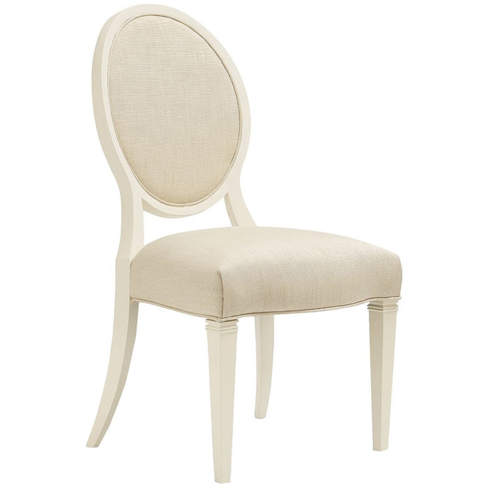 Caracole Classic Taste Full Side Chair Set of 2