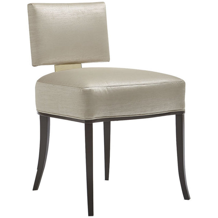 Caracole Classic Reserved Seating Side Chair