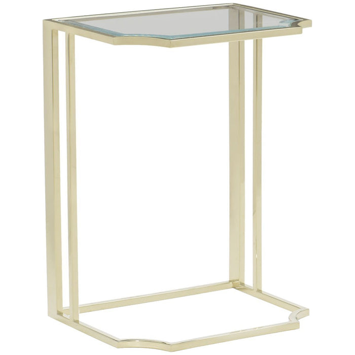 Caracole Classic Short and Sweet End Table