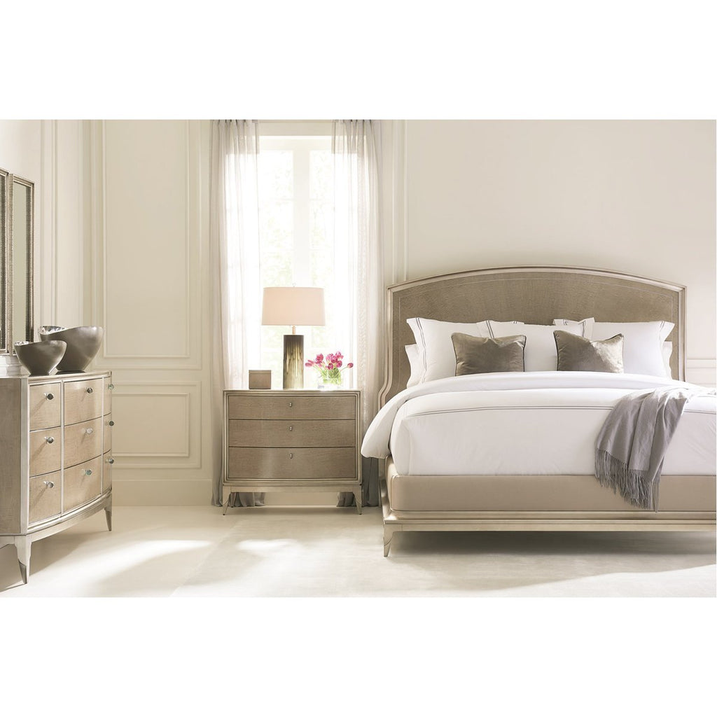 Caracole Classic Rise to The Occasion Bed