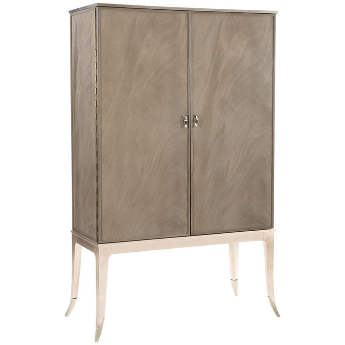 Caracole Classic High and Mighty Bar Cabinet