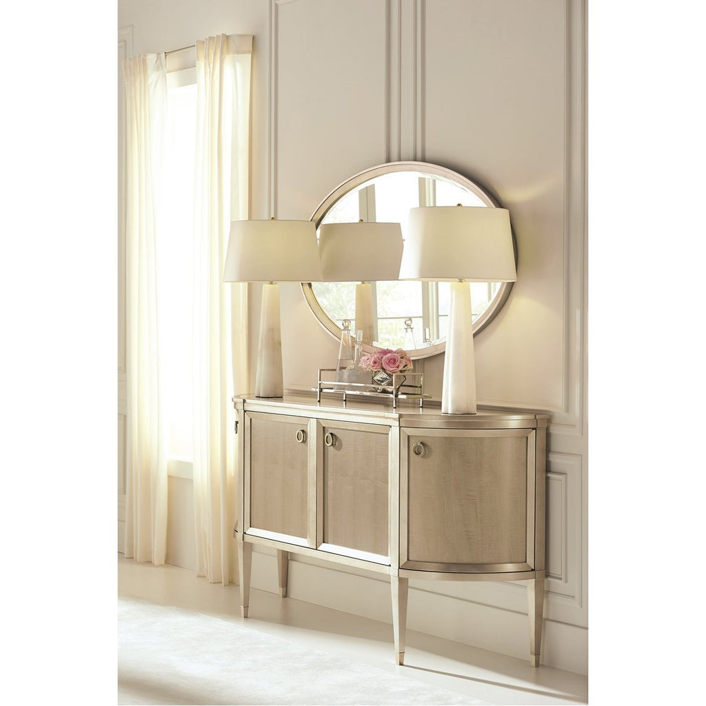 Caracole Classic A-Door It Sideboard