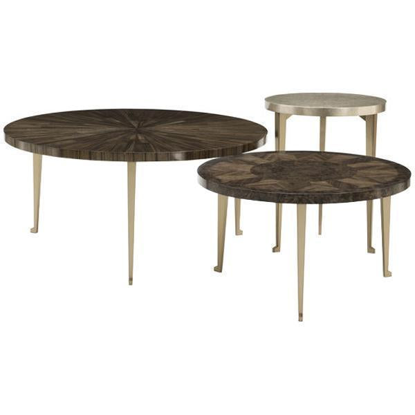 Caracole Classic Honey Bunch Coffee Table