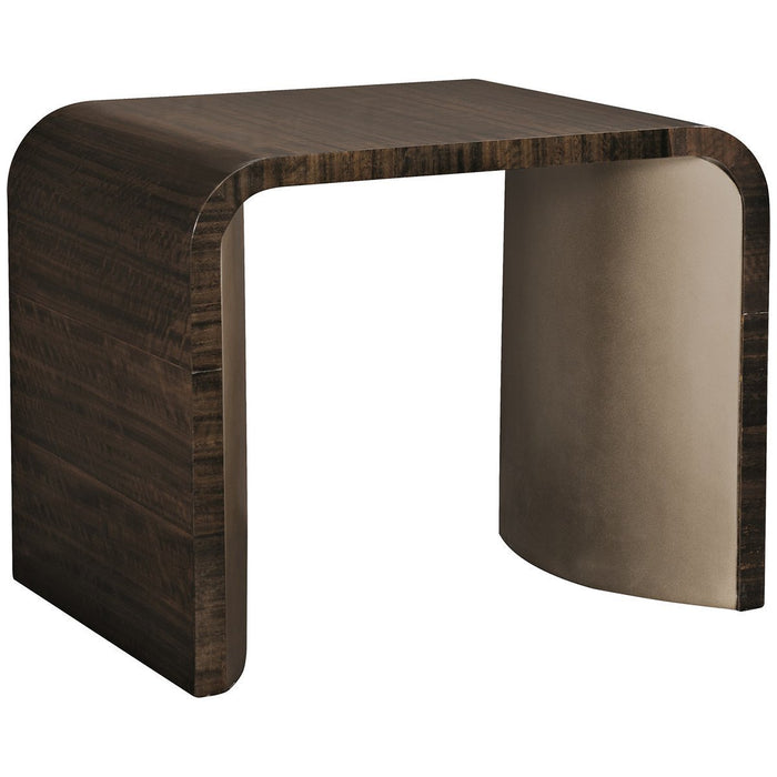 Caracole Modern Streamline End Table