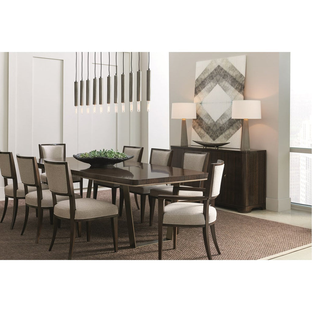 Caracole Modern Streamline Dining Table