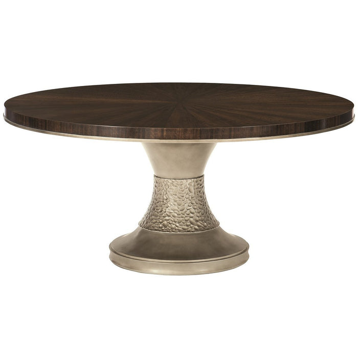 Caracole Modern Streamline Moderne Dining Table