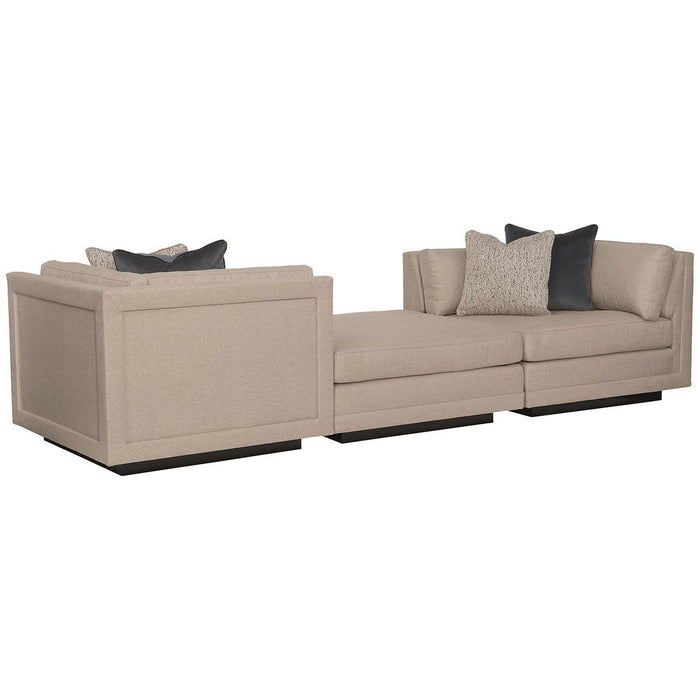 Caracole Modern Fusion 3 Piece Sectional