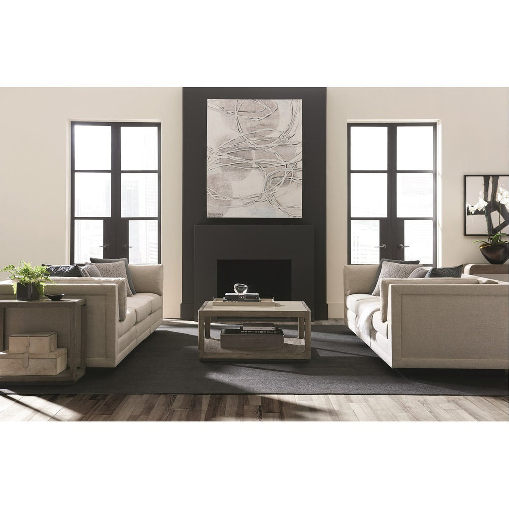 Caracole Modern Fusion 3 Piece Sectional Sofa
