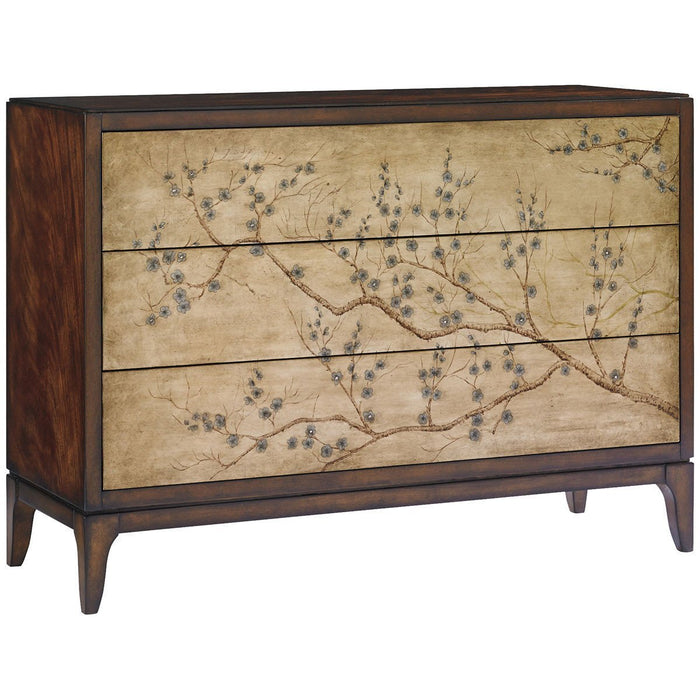 Caracole Awesome Blossom Three Drawer Chest