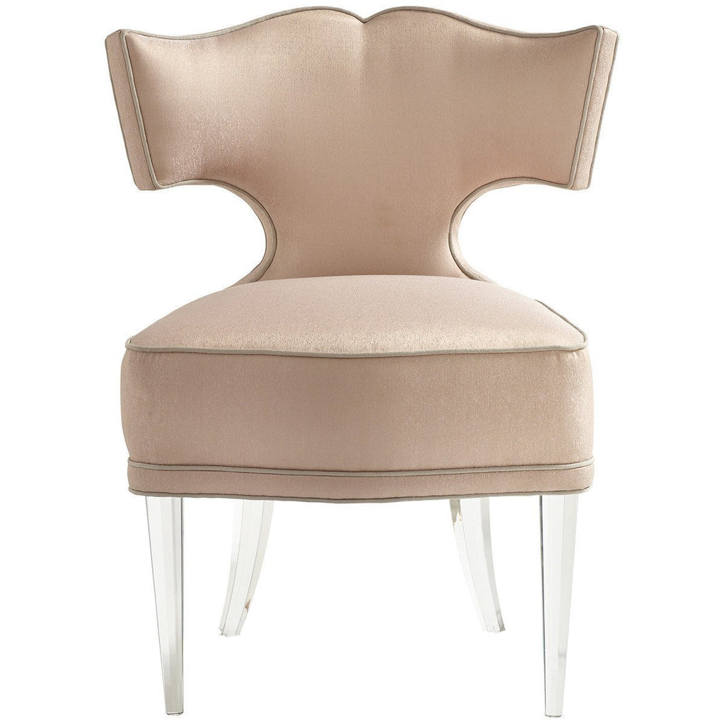 Caracole Upholstery Facet-Nating Chair