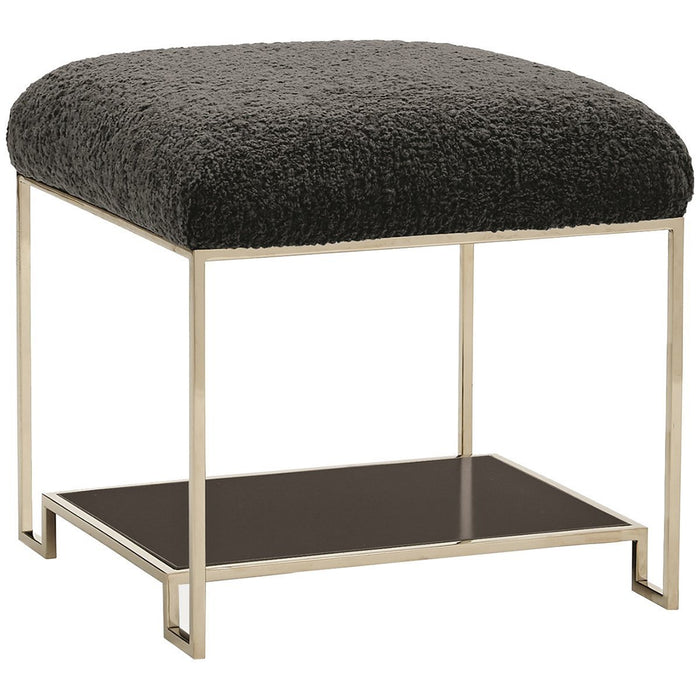 Caracole Upholstery Thoroughly Modern Bench