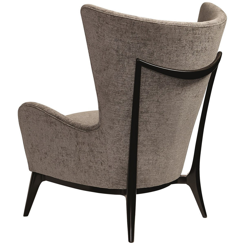 Caracole Upholstery Whats New Pussycat Wing Chair