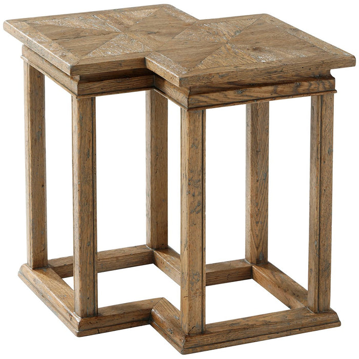 Theodore Alexander Kyron Bunching Accent Table