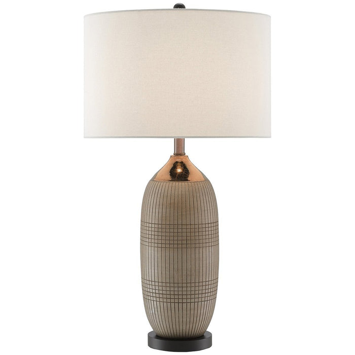 Currey and Company Alexander Table Lamp