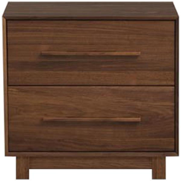 Copeland Furniture Sloane 2 Drawers Nightstand