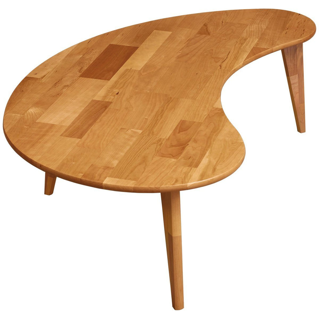 - Copeland Furniture, Coffee Tables, Kidney Shaped Coffee Table