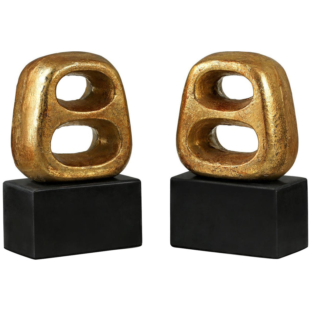 Bungalow 5 Delphi Bookends Set of 2