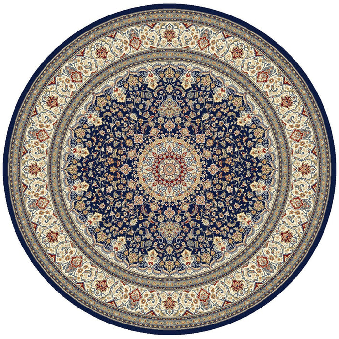 "Dynamic Rugs Ancient Garden 57119 Rug - 7'10"" Round"