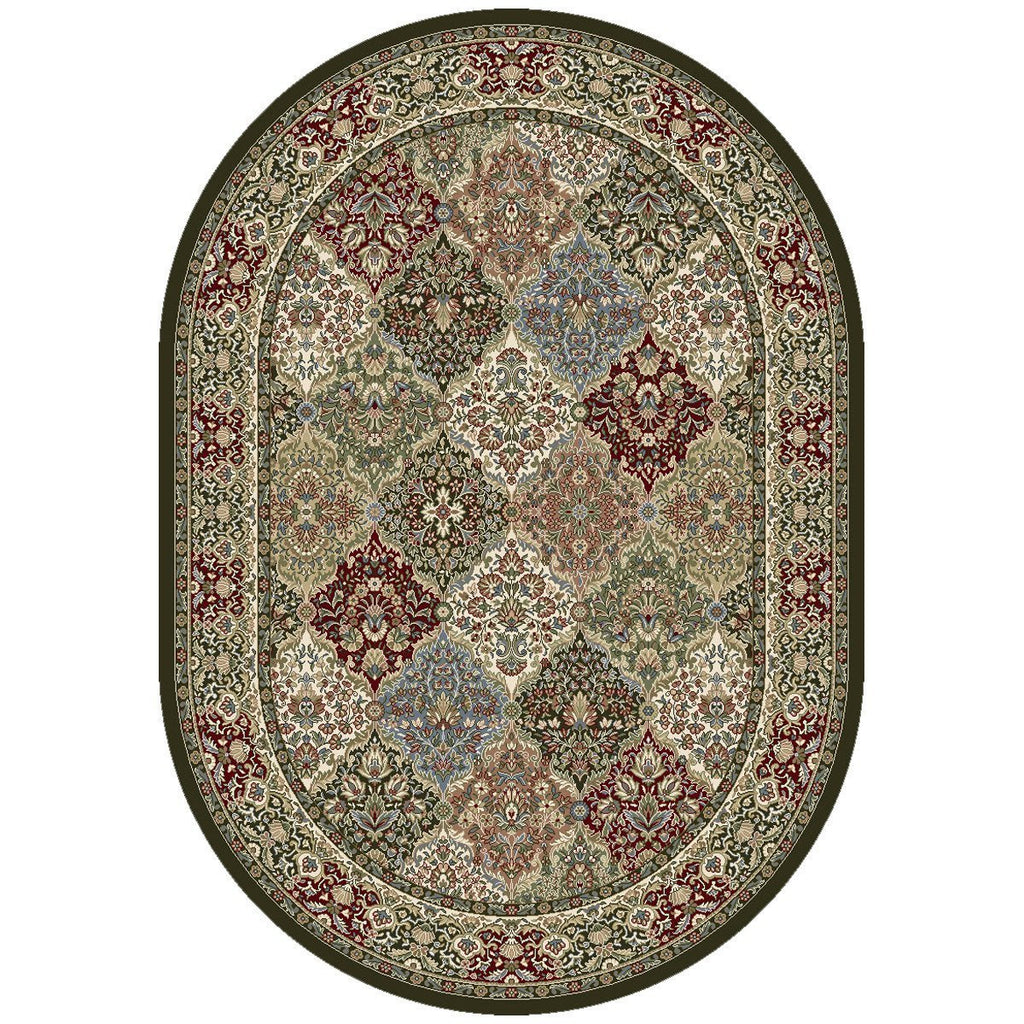 Dynamic Rugs Ancient Garden 57008 Rug