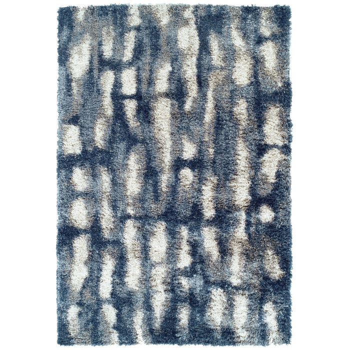 Dalyn Arturro AT13 Shag Indigo Rug