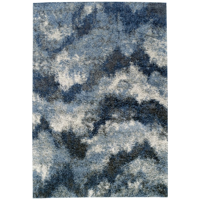 Dalyn Arturro AT7 Shag Navy Rug