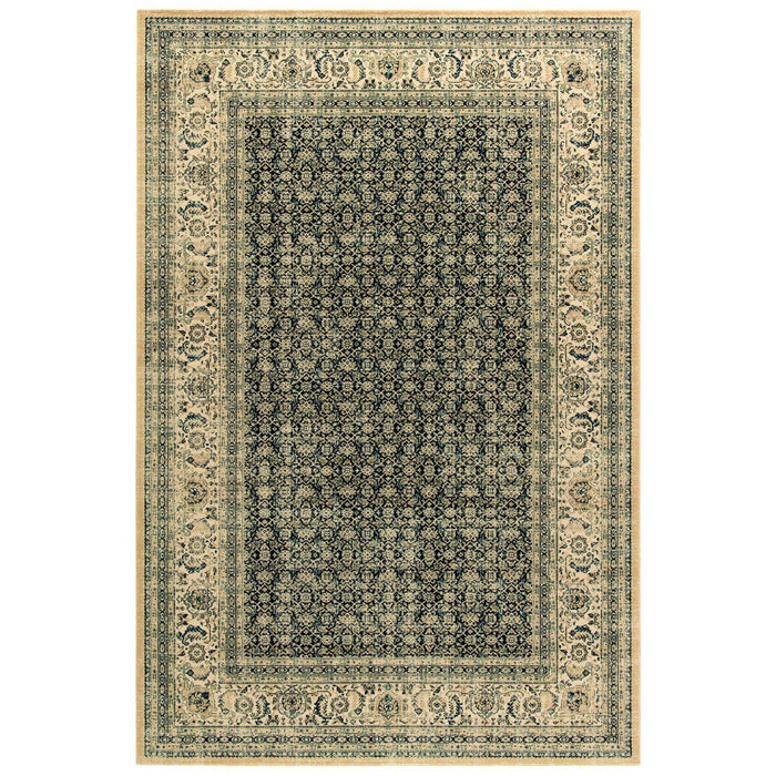 Dynamic Rugs Brilliant 72407-501 Navy Rug