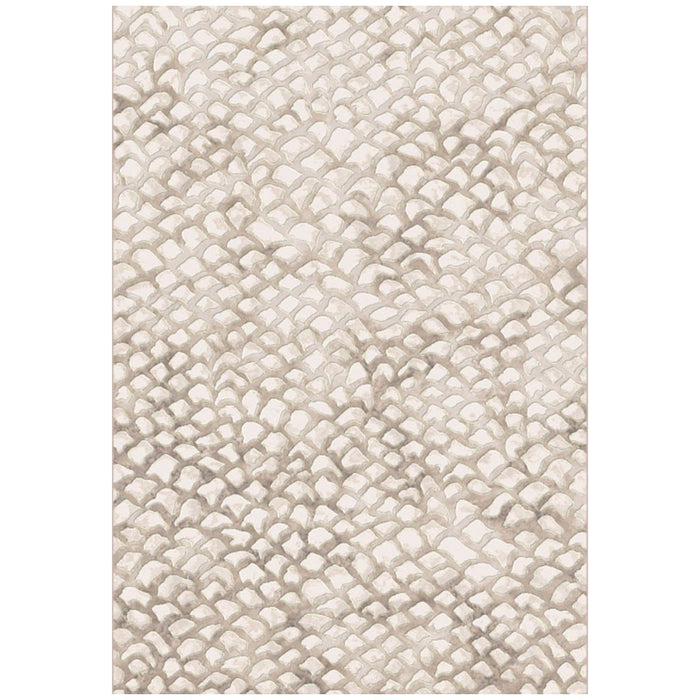 Dynamic Rugs Eclipse 64194-8565 Ivory Rug