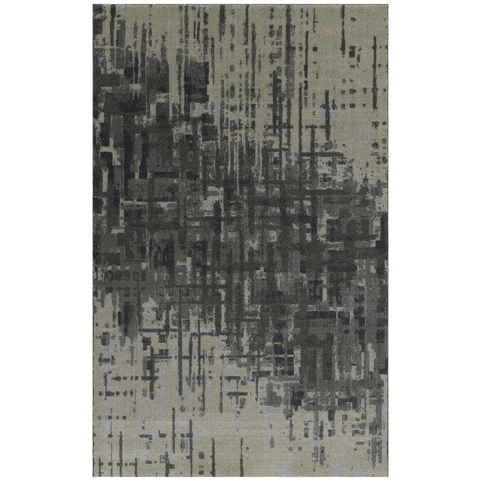Dalyn Upton UP1 Machine Woven Pewter Rug