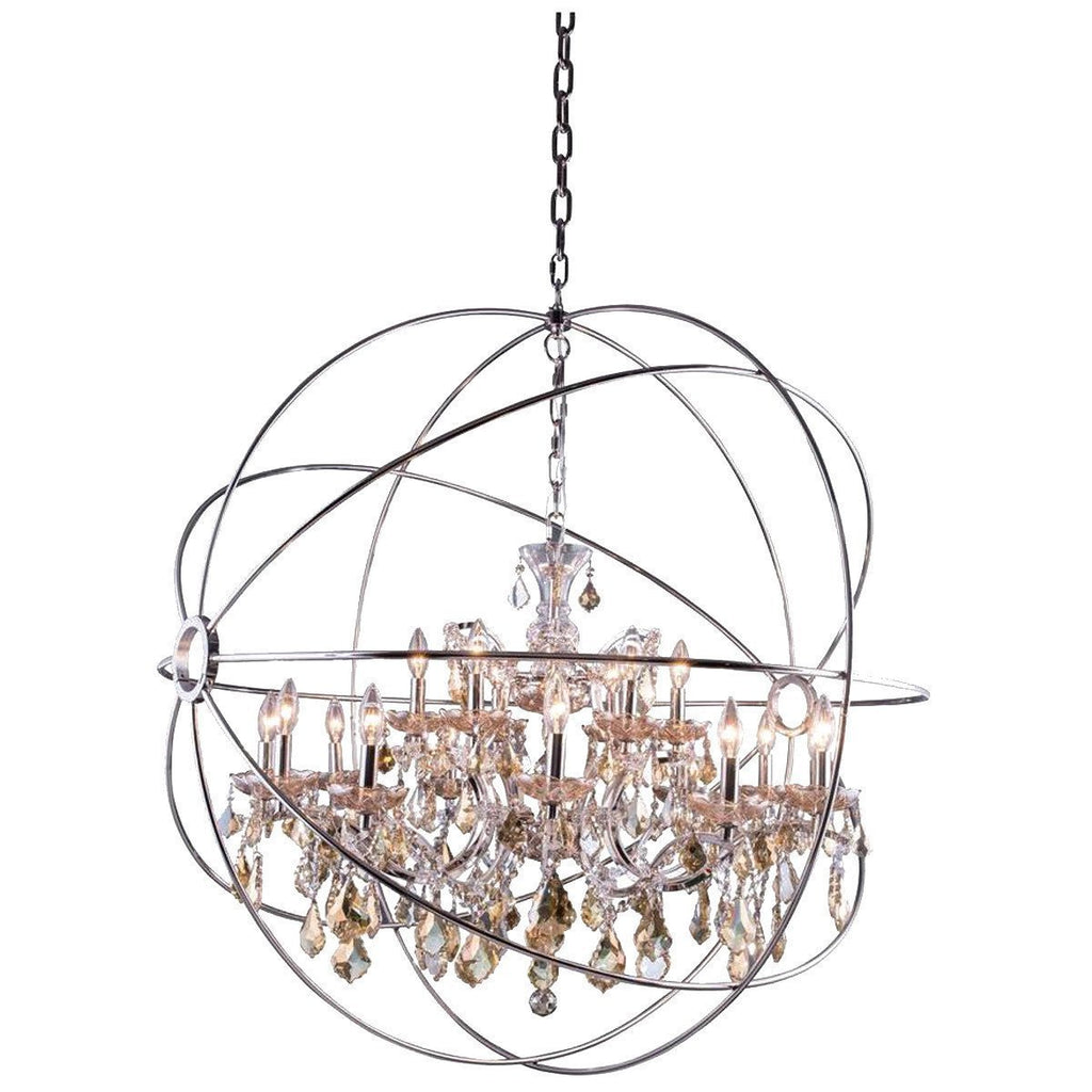 Elegant Lighting Geneva Pendant