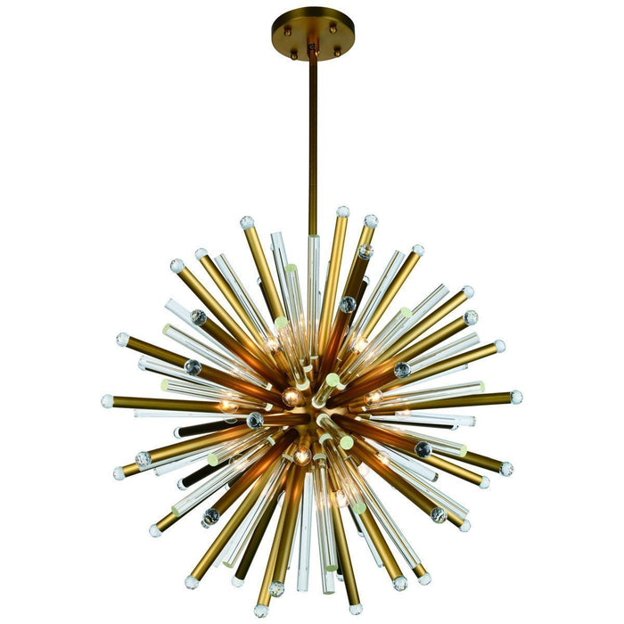 Elegant Lighting Maxwell Hang 21 Lights Pendant