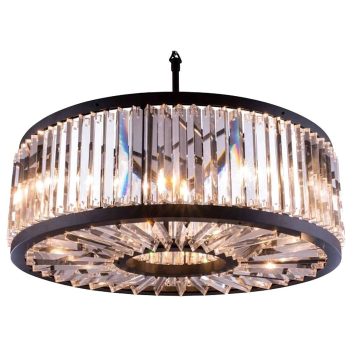 Elegant Lighting Chelsea 10 Lights Pendant